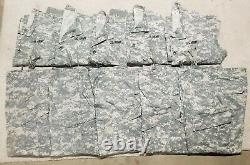 5 Sets Army Combat Blouse Trousers ACU Universal Camouflage Pattern UCP XL-Long