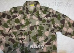 Africa Nigeria Army Desert Camo Camouflage Uniform Shirt Pants BDU Set