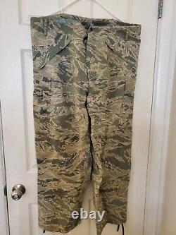 Apecs Parka and Trousers Set ABU Camouflage Size Large-Regular