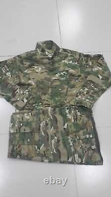 Azerbaijan Army 2021 multicam genuine camouflage uniform set camo bdu