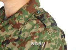 Broptical Camouflage uniform Type 3 Top and bottom set BDU size L