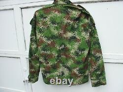 COLOMBIAN Army Military BDU NATO Digital Camo Camouflage Uniform SET CL6 (GB)