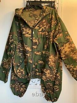 CO-ORD SETS Mountain Suit Russian Special Forces Camouflage Uniform Size 54