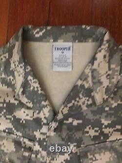 Children Army Uniform Set Jacket, Pant And Hat'trooper