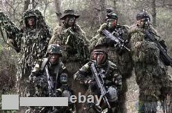 China PLA Army Sniper Desert Camouflage Combat Clothing, Pants, Hat, Belt, Set
