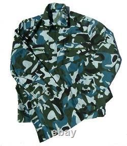 Chinese Marine Type 97 blue/green camouflage set size 5