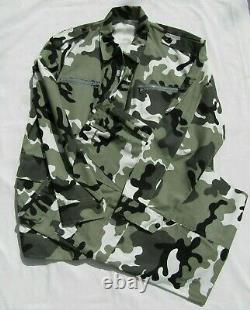 Chinese Para Type 97 camouflage set