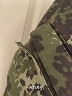 Danish M84 Camouflage Uniform Set Jacket, Pants-HMAK