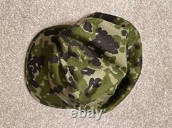 Danish M84 Camouflage Uniform Set, Jacket, Pants, Hat-Hmak, Flektarn