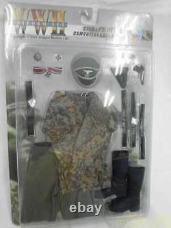 Dragon Action Figure Www Uniform Set German Elite Officer Camouflage Smock