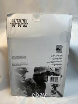 Dragon WW2 Uniform GERMAN ELITE OFFICER CAMOUFLAGE SMOCK SET 1 SEALED & MINT