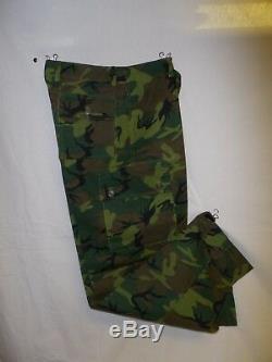 ERDL46AD Vietnam ERDL US Adviser Advisor Camouflage Uniform Set 46J 40T U1B