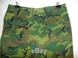 ERDL46R Vietnam ERDL US Adviser Advisor Ranger Camouflage Uniform Set 46J 35 U1B