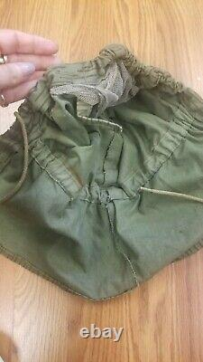 East German NVA Military Rain Drop Camouflage mens uniform set 48 Medium