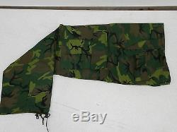 Erdl(EL) Vietnam ERDL Camouflage Uniform Set Extra Large 50J 42T W3D
