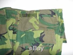 Erdl(s) Vietnam ERDL Camouflage Uniform Set small 40J 34T W4D