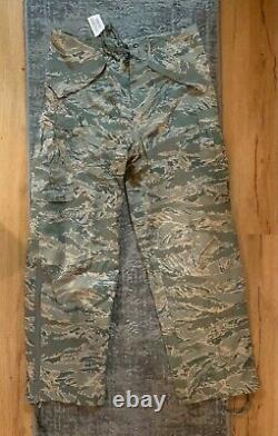 Gore Seam Mens Parka All Purpose Camouflage Set Of Jacket & Pants Size L/M