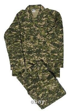Kazakstan Army Digital camouflage set Size 50-5