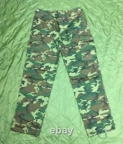(Large) Vietnam ERDL Camouflage Uniform Set (Reproduction)