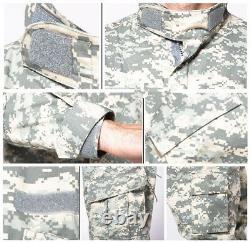 Mens Airsoft Military Tactical Combat BDU Uniform Jacket Pants Suits Sets SWAT