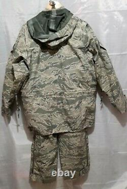 Military All Purpose Environmental Camouflage 2 pcs Set Parka Pants hooded NWO/T