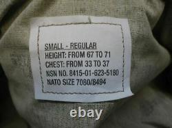 New Army Ocp Scorpion Camouflage Uniform Set Small/reg Top&pants Normal Material