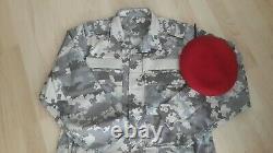 Qatar Army Genuine marine specs camouflage bdu camo set XL