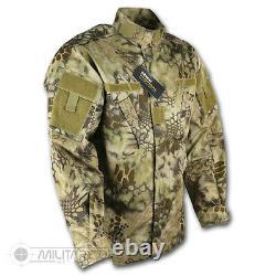 Raptor Cam Desert Pattern Uniform Set Shirt Trousers Us Military Acu Style