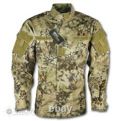 Raptor Cam Desert Pattern Uniform Set Shirt Trousers Us Military Acu Style
