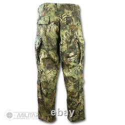 Raptor Cam Jungle Pattern Uniform Set Shirt Trousers Acu Style Us Military