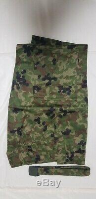 SDF camouflage clothing garment underwear belt set vinylon cotton blended F/S