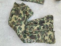 Set Duckhunter Leopard early Special Forces USN SEALs camouflage size M