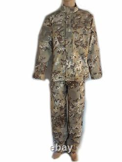 Set Jacket And Trousers TG. L Combat Camouflage Military Uniform Softair