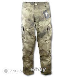 Smudge Kam Desert Pattern Uniform Set Shirt Trousers Acu Style Us Military Camo