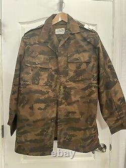 South African Railway Police Camouflage Uniform set -jackets, pants, hat, beret