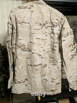 Spanish Army Military Aridio Digital Camouflage set pants/jacket talla 1N