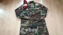 Syrian Army camouflage bdu camo set XL