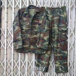 Thai Army Uniform set Jacket Pants + Canadian Pants