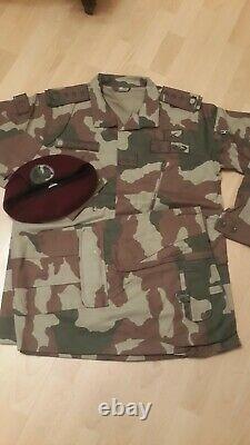 Turkish Army latest 2019 camouflage uniform set mil spec new camo bdu