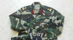 Turkish Army mid 90 s woodland Camouflage bdu camo set uniform 2