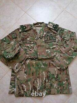 Turkish Marines sas sat nco multicam specs camouflage uniform bdu camo set 2