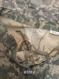 USA Military Issue Digital Camouflage CARGO army uniforms 2 new set med reg long