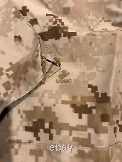 USMC Desert MARPAT Lightweight Exposure Gore-Tex FULL SET Med-Reg, Lightly Used