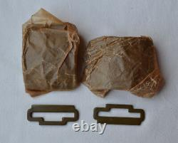 USSR Army Buckle Set 2x Soviet military uniform camouflage Russian soldier belt