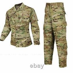 U. S. Army OCPs Uniform Set, size Large Long, NWT