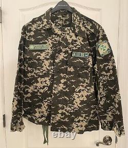Ukranian Border Guard Camouflage uniform set Jacket, Pants
