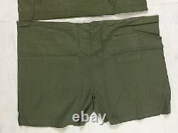 Vietnam War Set of UNIFORMS North Vietnamese Army Camouflage Uniforms