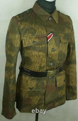 WWII German Tan&water camouflage M43 Field uniform sets(repro)