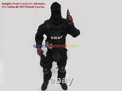 1 X Nouveau Jeu De 1/6 Soldats Fusils D'uniforme De Camouflage Et D'assy Pour 12 Actions Figure