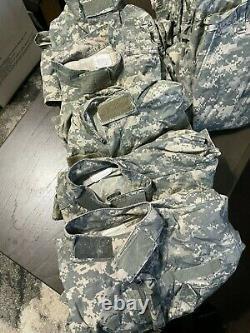 5 Ensembles D'uniformes De Combat Avancés Acu (modèle De Combat Universel)